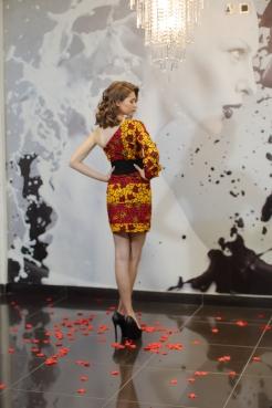 Dress by Teckla Ngundu/ReveR