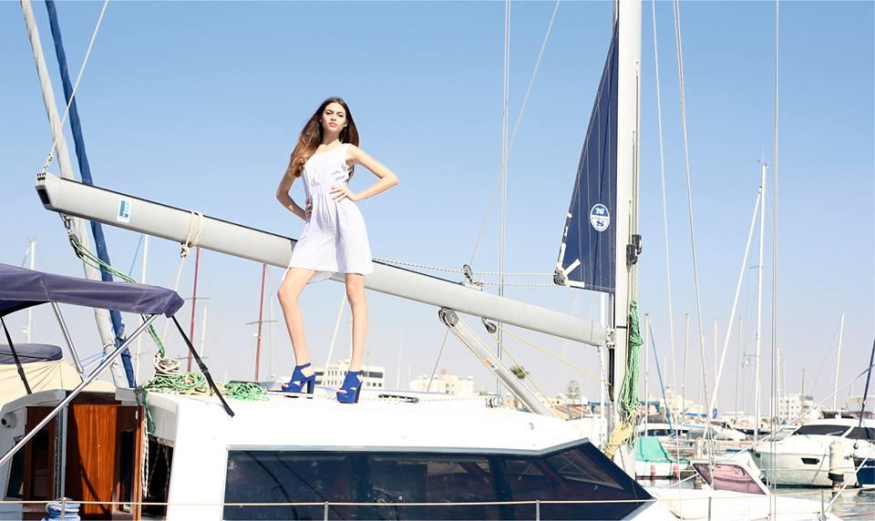 yacht shoot